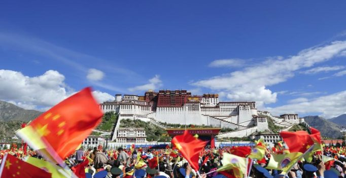 China to renovate Dalai Lama's Potala Palace in Tibet