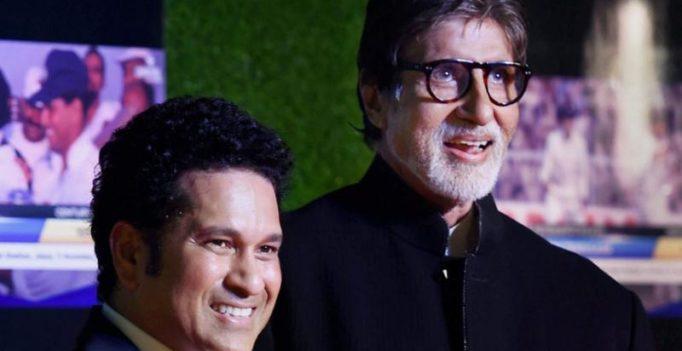 Sachin Tendulkar reveals embarrassing moment involving son Arjun and Amitabh Bachchan
