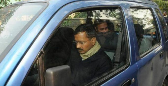 If my car is not safe, what about 'aam aadmi': Kejriwal writes to Lt Guv
