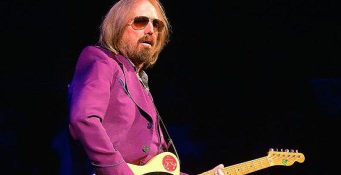 Singer Tom Petty dies aged 66