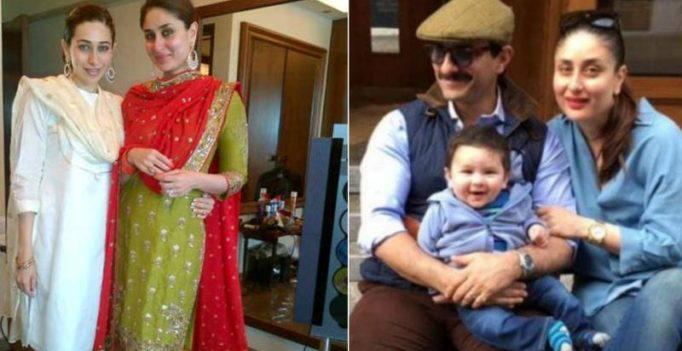 Aunt Karisma Kapoor reveals Taimur Ali Khan's first birthday plans