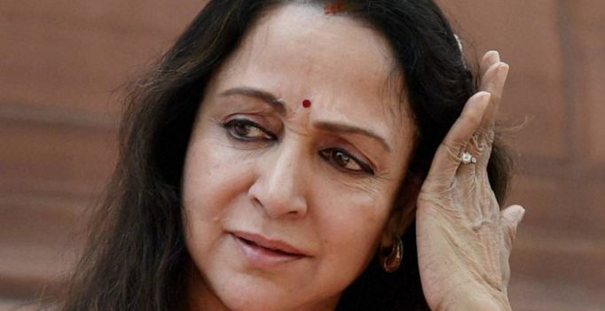 Goods worth Rs 90,000 stolen from Hema Malini's warehouse, employee suspect