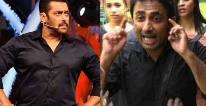 Salman reacts to Zubair Khan's demand for apology in the most hilarious way