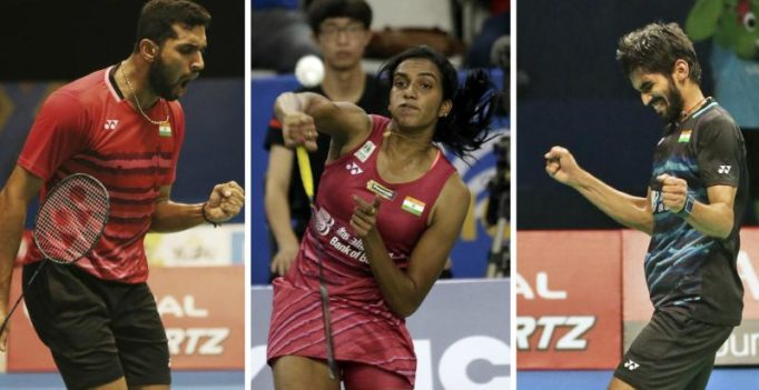 French Open Super Series: PV Sindhu, Kidambi Srikanth and HS Prannoy enter semifinals