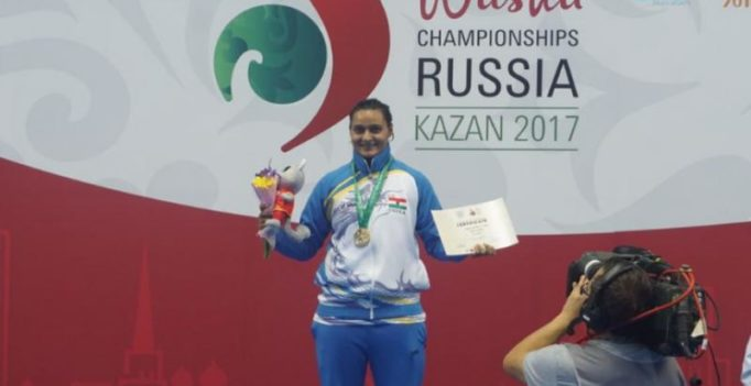 Wushu World Championships: CRPF head constable Pooja Kadian wins India's 1st gold