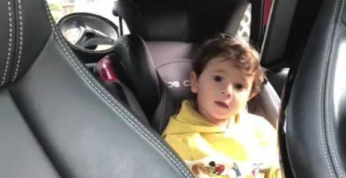 Watch: Lionel Messi's son Mateo singing nursery rhyme, Gerard Pique replies