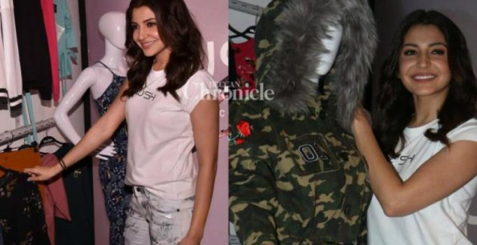 Anushka Sharma gets flak for brand's outfits being 'rip-off' from Chinese websites