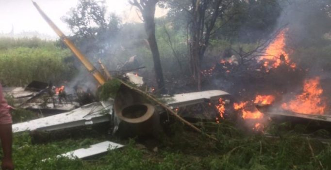 5 killed as Indian Air Force chopper crashes during training in Arunachal