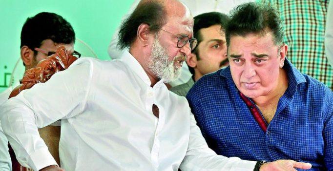 Are Rajinikanth and Kamal Haasan joining forces?
