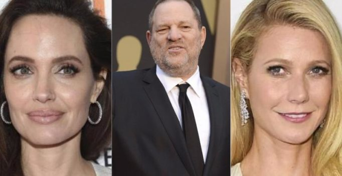 Angelina Jolie, Gwyneth Paltrow join flood of allegations against Harvey Weinstein