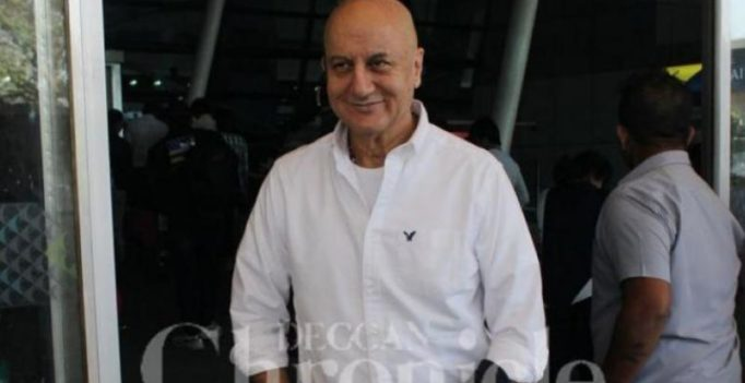 What's important is how I can make my contribution: FTII chairman Anupam Kher