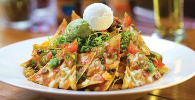 TGI Friday's offers ultimate nachos in its new food festival!