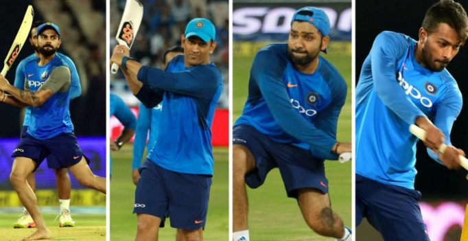Check out: When Virat Kohli, MS Dhoni, Rohit Sharma, Hardik Pandya batted left-handed