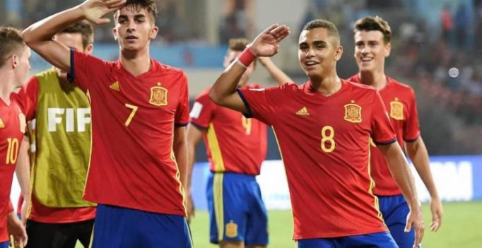 FIFA U-17 World Cup: Abel Ruiz scores brace as Spain beat Mali 3-1 to enter finals