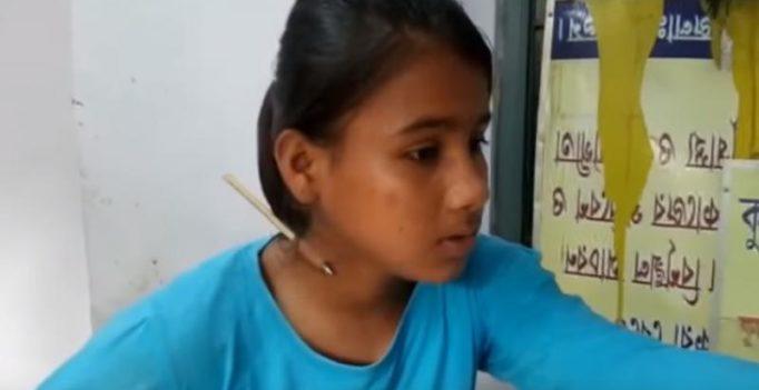 Close shave at SAI, arrow pierces neck of 14-year-old archer Fazila Khatun