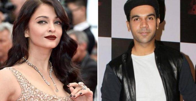 I'm nervous, excited to romance world's most beautiful woman: Rajkummar on Aishwarya