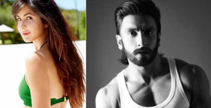 Katrina Kaif wants to be Ranveer Singh's wife!