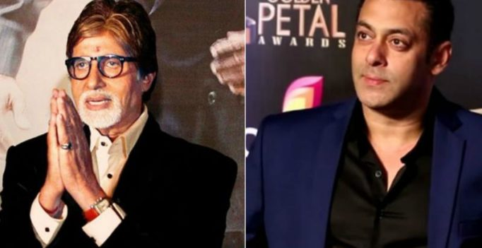 Amitabh Bachchan refused to be part of Salman Khan's Race 3, Here's why