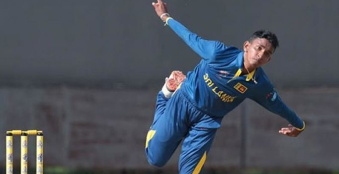 U-19 Asia Cup: Sri Lanka's Paul Adams? Kevin Koththigoda's bowling action turns heads