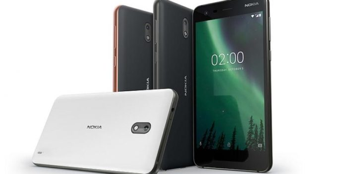 Nokia 2 with massive 4100mAh battery launched in India