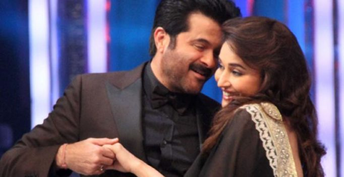 Anil Kapoor-Madhuri Dixit to romance once again on screen?