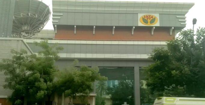Income Tax dept raids Jaya TV Chennai office, calls it 'Operation Clean Money'