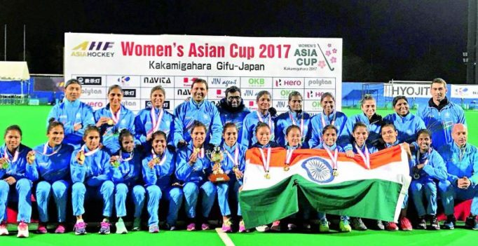 Women's hockey: After 13 years, India girls conquer Asia again