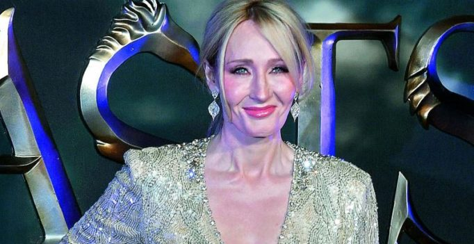 JK Rowling defends Johnny Depp