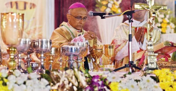 Archbishop Bernard Moras: Serving humanity for 50 years