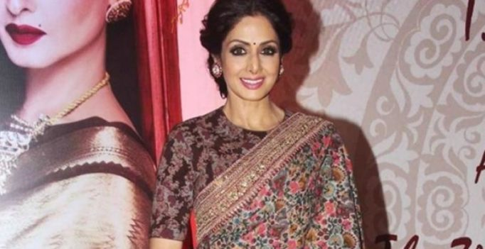 Sridevi's fan to open acting institute in her honour in Chennai, actress 'grateful'