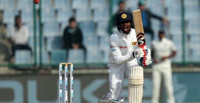 Live| India vs Sri-Lanka 3rd Test Day 5: Dhananjaya-Chandimal steady run chase