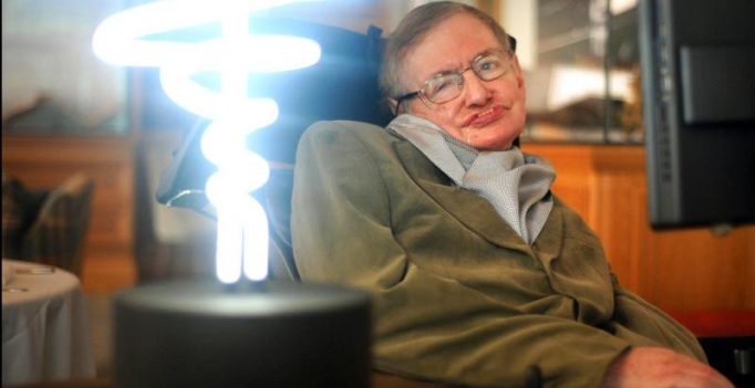 Here's Stephen Hawking's final gift to the world