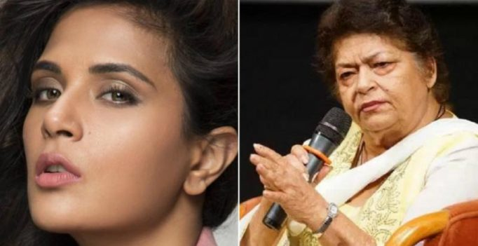 Saroj Khan casting couch row: Richa Chadha comes out in support of choreographer