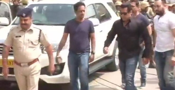 Salman Khan found guilty, other actors let off in 1998 blackbuck poaching case