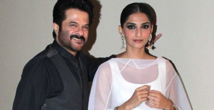 This is what Anil Kapoor has to say on daughter Sonam's wedding reports