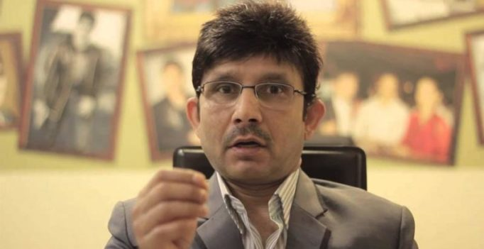KRK diagnosed with stomach cancer, unhappy about not working with Amitabh Bachchan