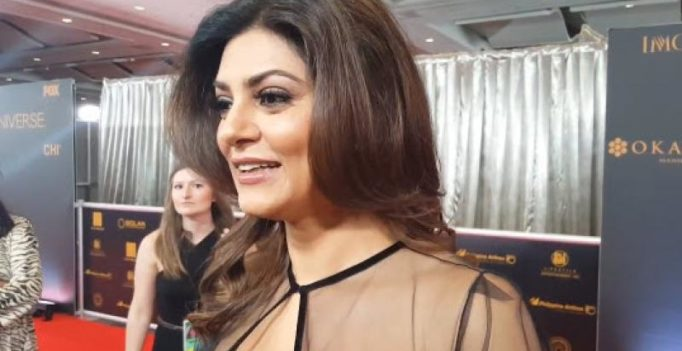 Sushmita Sen reveals she was molested by 15-year-old at event, here's what she did