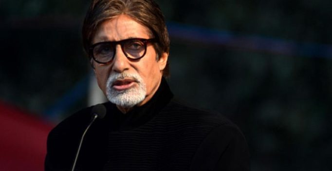 The European Union felicitates Amitabh Bachchan with Citation