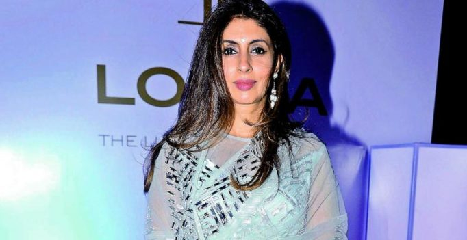 Shweta Bachchan's acting debut at 44