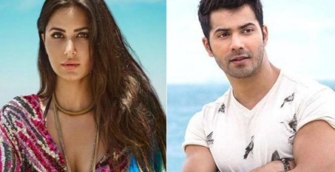 Katrina Kaif shares a funny throwback photo with Varun Dhawan, see here