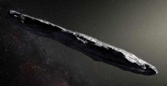 'Alien asteroid' may be the oldest one in the solar system