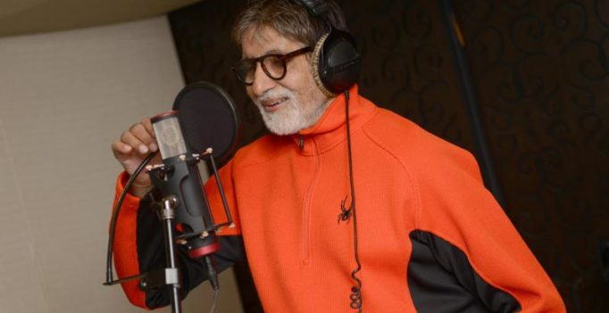 102 Not Out: Amitabh Bachchan's Badumbaa song creates a lot of buzz