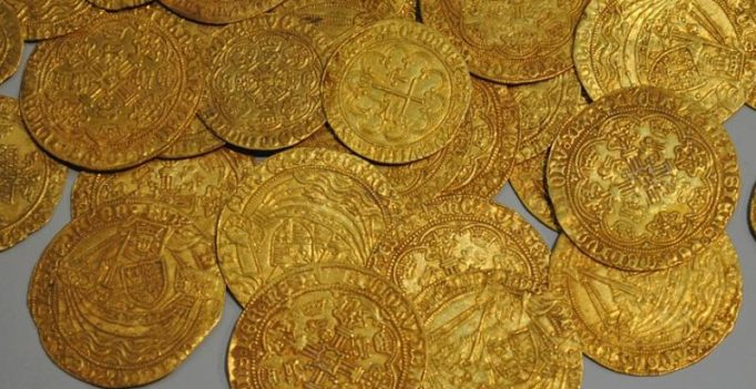Spanish galleon with gold worth $17 bn found at the bottom of the Caribbean