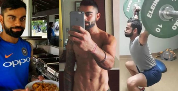 Virat Kohli's diet plan and workout routine: Here's all you need to know