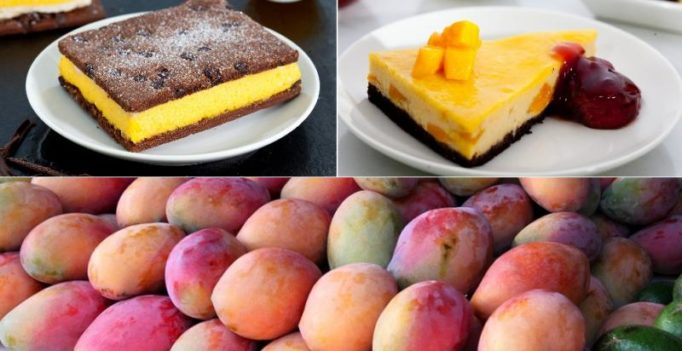 Beat the summer heat with these 2 mango dishes