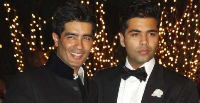 What's cooking? Manish Malhotra confirms relation with KJo, then calls him brother