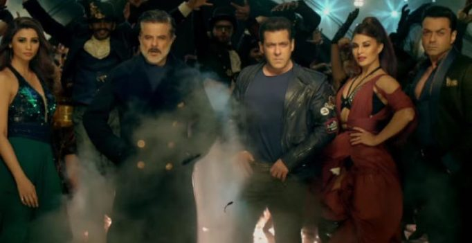 Race 3: New trailer out, Gold attached, Anil reacts to Big B comparison by Salman