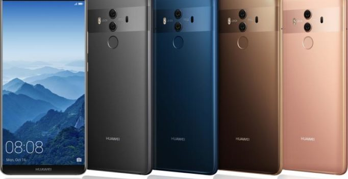 Huawei Mate 20 to use a 6.9-inch screen: Report