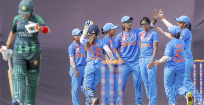 Dominant India drub Pakistan by 7 wickets to enter women's Asia Cup T20 final