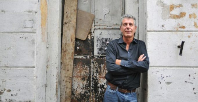 Celebrity chef Anthony Bourdain found dead in a hotel room in France